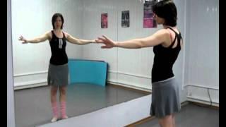 Восточные танцы - Урок 10 -