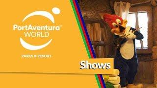 La Casa de Woody | #PortAventura World