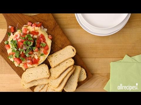 how-to-make-hot-bruschetta-dip- -appetizer-recipes- -allrecipes.com