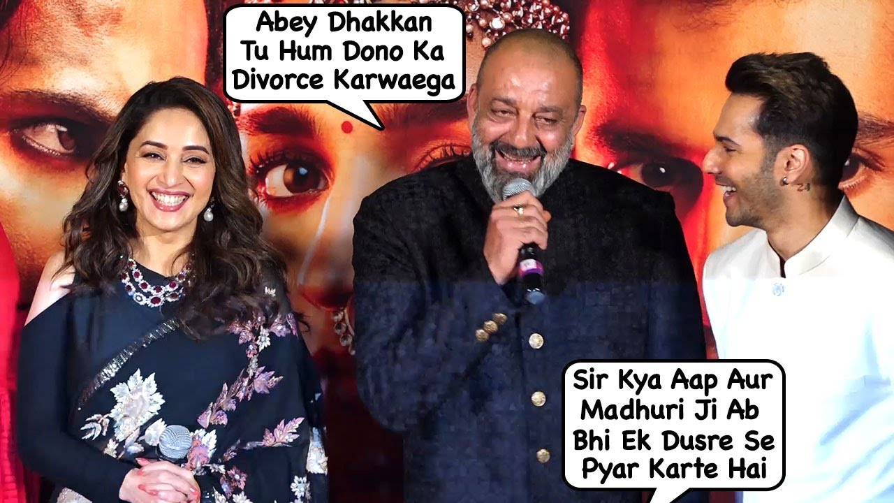 Sanjay Dutt's Funniest Reply To Reporter Asking About His ...