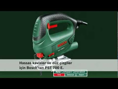bosch pst 700 e dekupaj testere makinesi youtube. Black Bedroom Furniture Sets. Home Design Ideas