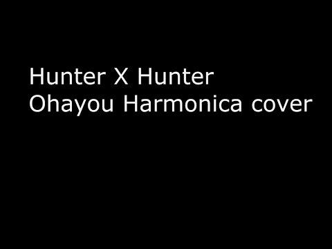 Hunter X Hunter Ohayou Harmonica Cover (Live Version)