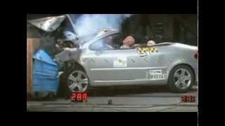 Crash test Peugeot 307 CC 2003(Crash test Peugeot 307 CC 2003., 2014-04-16T19:27:51.000Z)