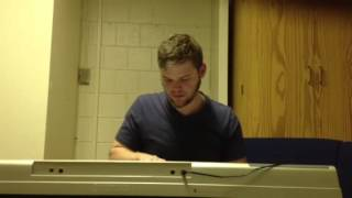 I Need You Tonight acoustic piano cover (Backstreet Boys) - Freddie Bourne