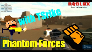 PDM Roblox - France Phantom Forces Fun avec TSrike ( Forces fantômes de Roblox