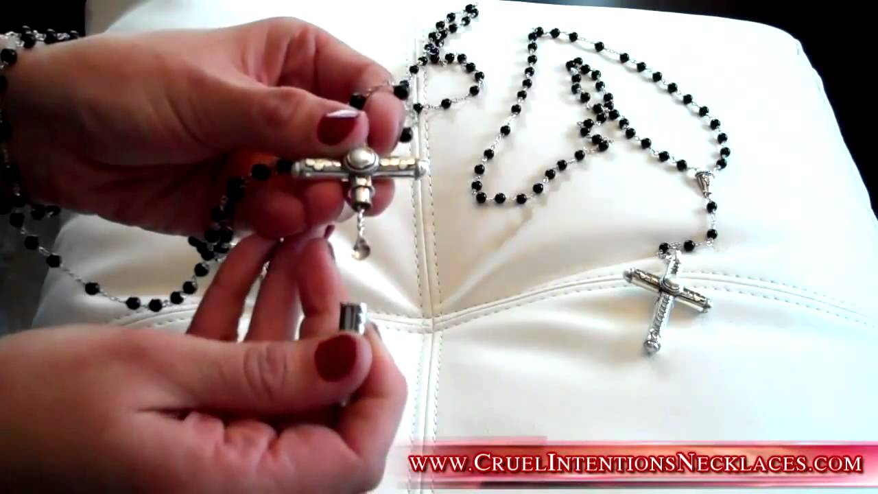 Cruel Intentions Necklace | 40% Off - $79