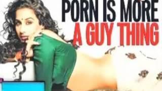 Vidya Balan denies watching porn