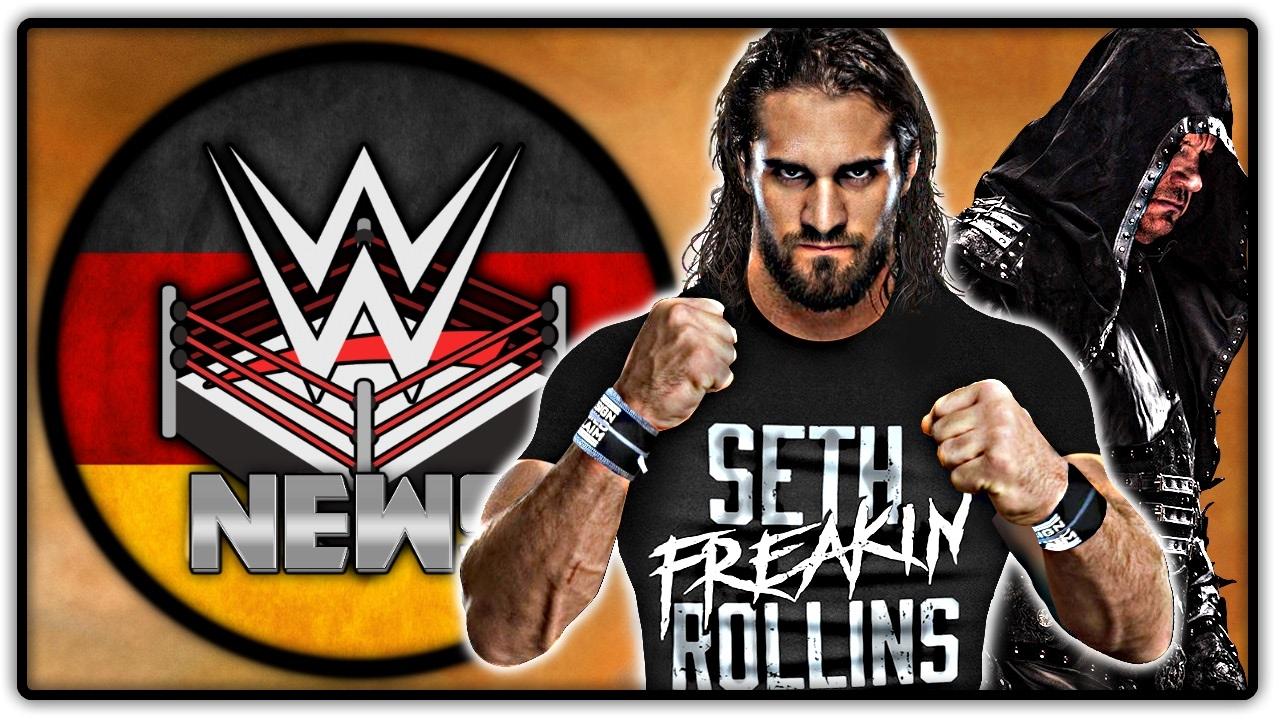 Seth Rollins Verletzt