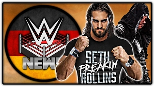 Seth Rollins verletzt? Undertaker in schlechter Verfassung! (Wrestling News Deutsch/German)(Wrestling News Deutschland 2016 - WND-Team: Jonathan: https://www.youtube.com/user/PerkkiXWWE Tobi: https://tobitextet.wordpress.com/ Quellen: ..., 2017-02-01T16:24:22.000Z)
