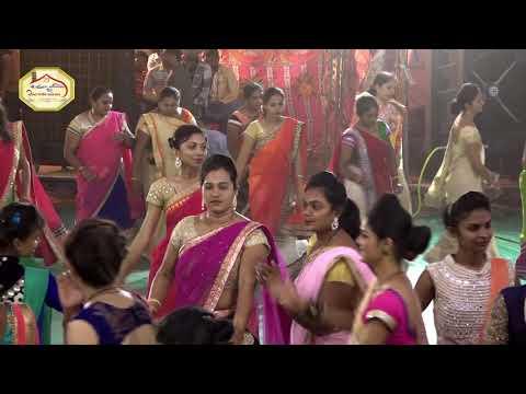 Phool Gajaro Re Maro Hir Gajaro Raas Utsav performed by swamiji from Bhuj Mandir. part 7
