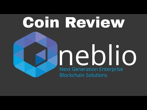 Neblio Coin (NEBL) Review - Bringing Simplicity To Enterprise Blockchain Solutions