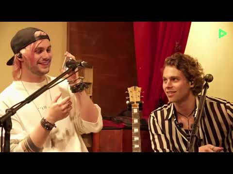 Cover Lagu 5 Seconds Of Summer LINE LIVE STAFABAND
