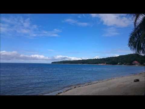 Go Philippines Visit Gimangpang Beach, Initao, Mindanao Dec 2014