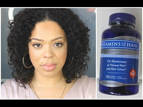 Hair Vitamins, do they help with hair growth?  My experience!!!