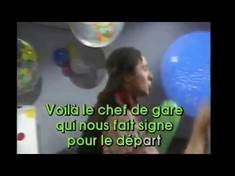 Bande à Basile   La chenille Karaoke