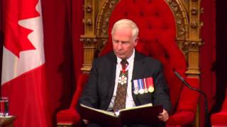 Speech from the Throne 2013