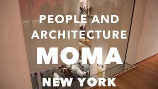 видео Нью-Йоркский музей современного искусства