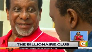 THE BILLIONAIRE CLUB: Reginald Mengi on his journey to riches