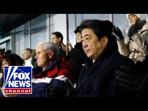 Pences meeting with North Korea nixed on eve of talks
