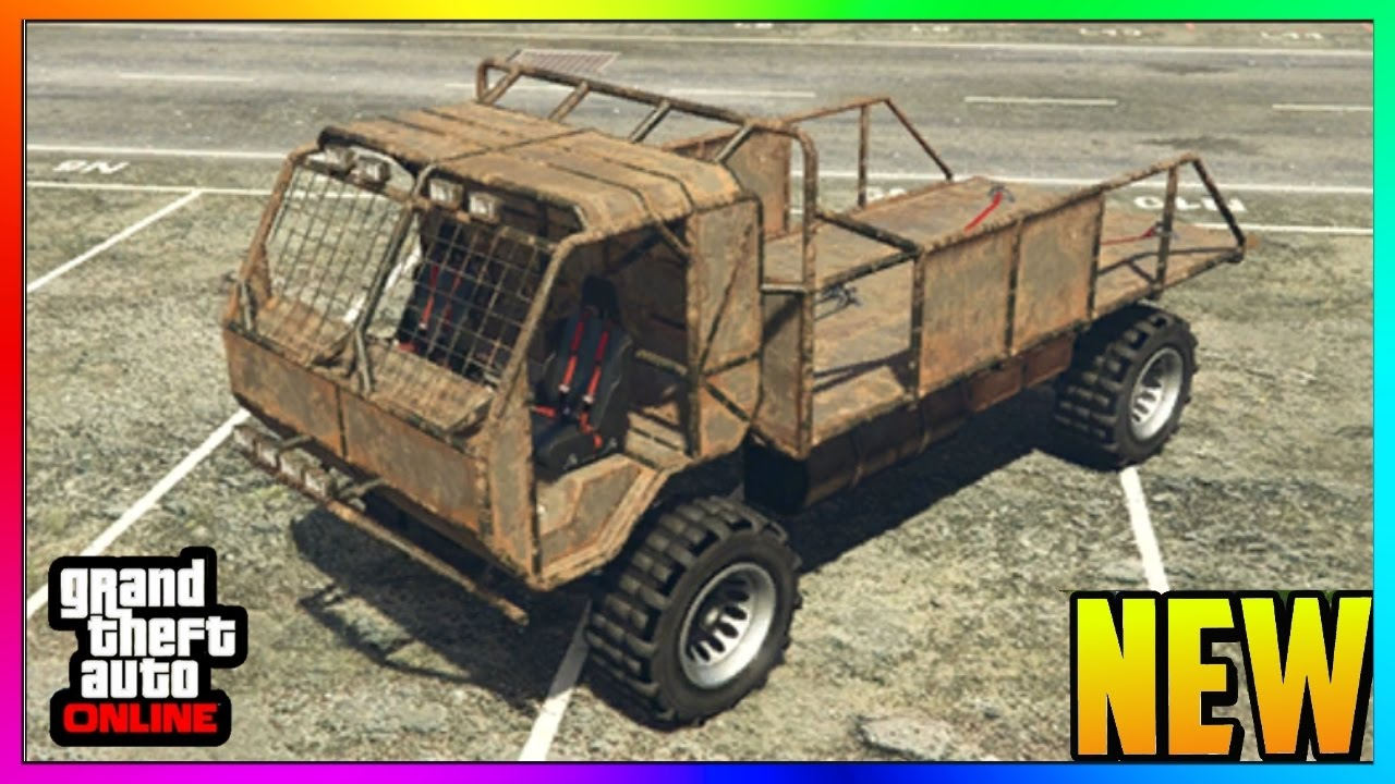 Gta online wastelander uses | GTA 5 Online: Import Export