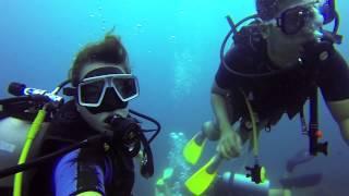 Scuba diving - Pulau Perhentian Malaysia
