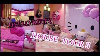 HELLO KITTY HOUSE TOUR!!!