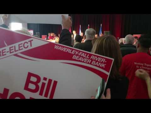 Nova Scotia Liberal Party campaign launch (April 30, 2017)