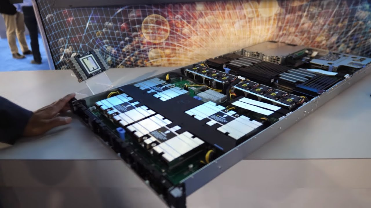 Dell EMC Supercomputing, Machine and Deep Learning for Enterprise