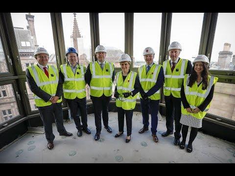 300 New Jobs For Edinburgh