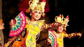 Tari LEGONG GUWAK MACOK - Cross Gender - Balinese Dance - Art Center Bali [HD]