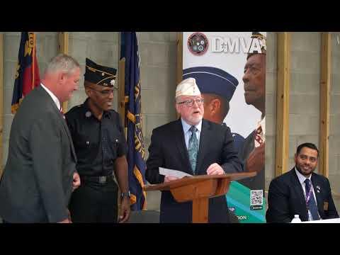 American Legion Post 64 Receives Fund For Rebuild