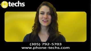 HTC Cell Phone Repair Center - Miami, Fort Lauderdale, Aventura, Hollywood