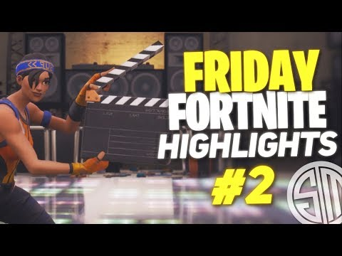 TSM Friday Fortnite Highlights #2! (Week 6)