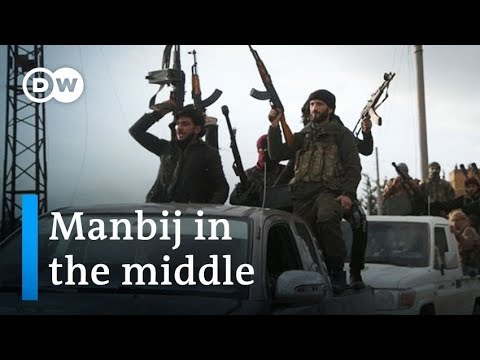 Analysis: Why is the Syrian city of Manbij so important? | DW News