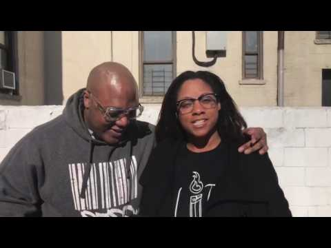 Jack thriller and wife showing love in their Haterblockerz!!
