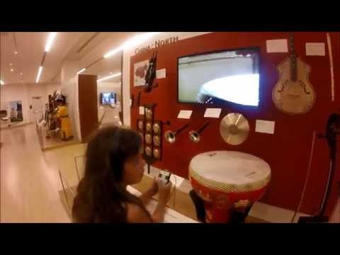 Musical Instrument Museum Review, Phoenix, Arizona with Trekaroo - Kids. Trips. Tips.