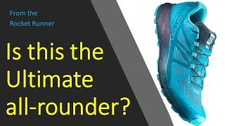Salomon Sense Ride - Is this the ultimate all-round trail shoe?