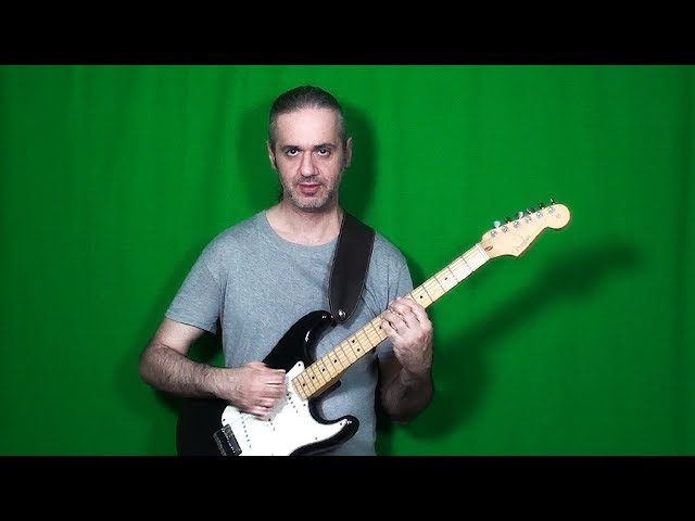 John Till's solo on MOVE OVER (Janis Joplin) played by MARCELLO ZAPPATORE
