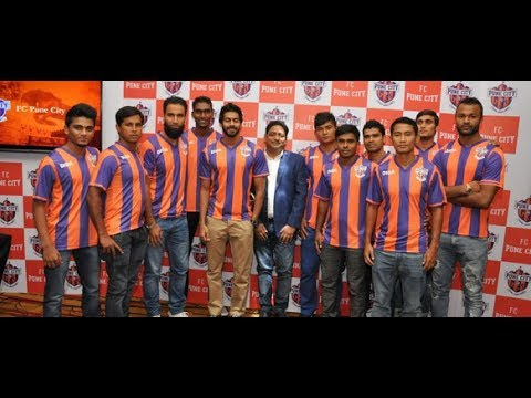 FC PUNE CITY SQUAD (ISL Season 4)-2017