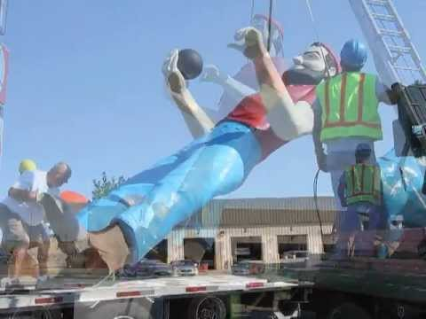 Paul Bunyan's 'home' land loses another statue - Brainerd Dispatch MN