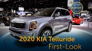 2020 Kia Telluride – First Look