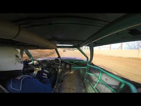 Chris Smith Shippensburg Speedway Hot Laps 4-12-14