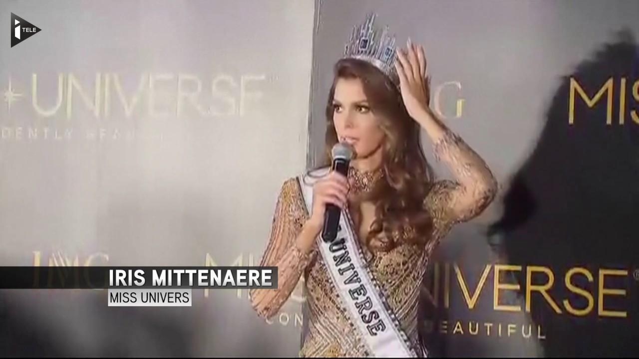 Iris mittenaere sacr e miss univers youtube - Miss univers iris mittenaere ...