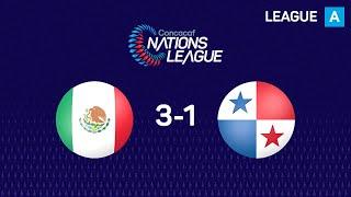 #CNL Highlights - Mexico 3-1 Panama