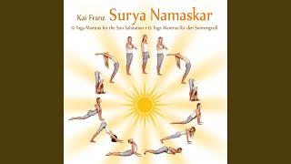 Surya Namaskar (12 Cycles)