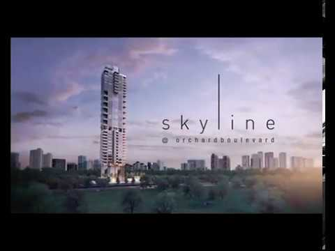 Skyline at Orchard Boulevard Singapore Luxury Condo