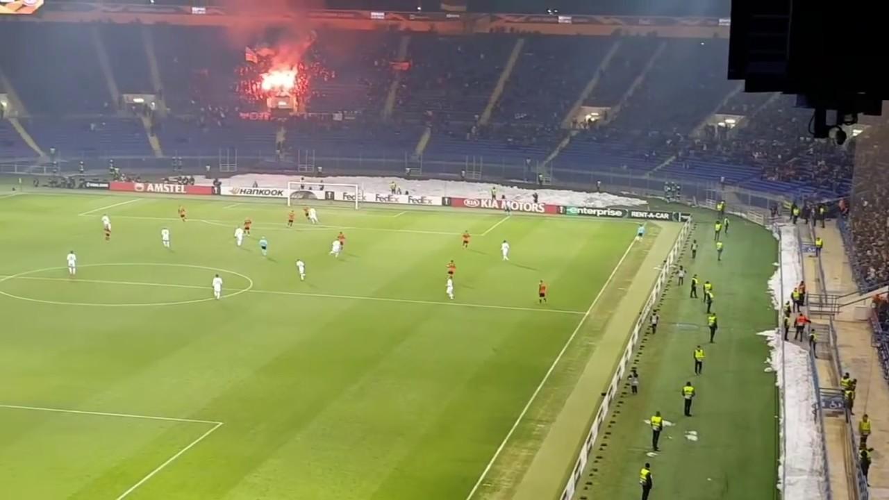Eintracht Frankfurt Donezk