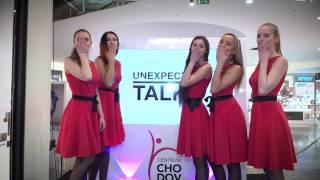 TOP-event realizace 28.2. UNEXPECTED TALKS CENTRUM CHODOV