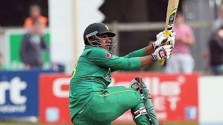 vuclip Sharjeel Khan barnstorming 152 Runs in Just 86 Ball Full Highlights-Pakistan vs Ireland 1st ODI