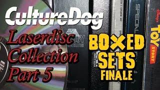 Laserdisc Collection Part 5: Boxed Sets Finale